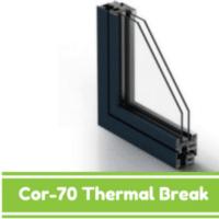 Cor-70 Thermal Break