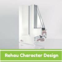 Rehau Character Design